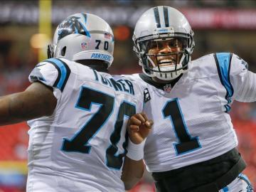 Los Panthers celebran el triunfo
