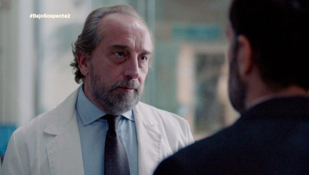 Miguel habla con Enrique