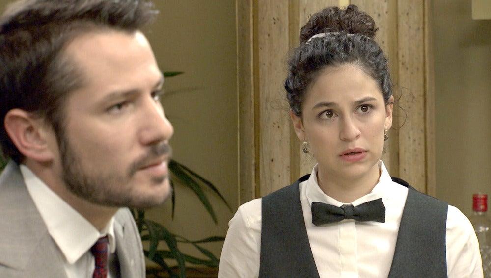 Parrado detiene a Carmen