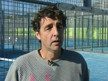 Tomás Carbonell, durante la entrevista