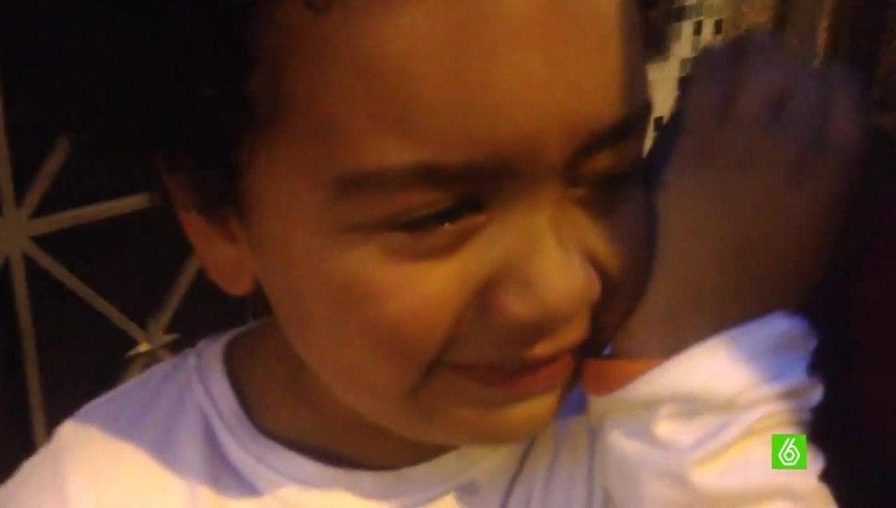 Mariano, uno de los 4.000 niños a los que ha sancionado la FIFA