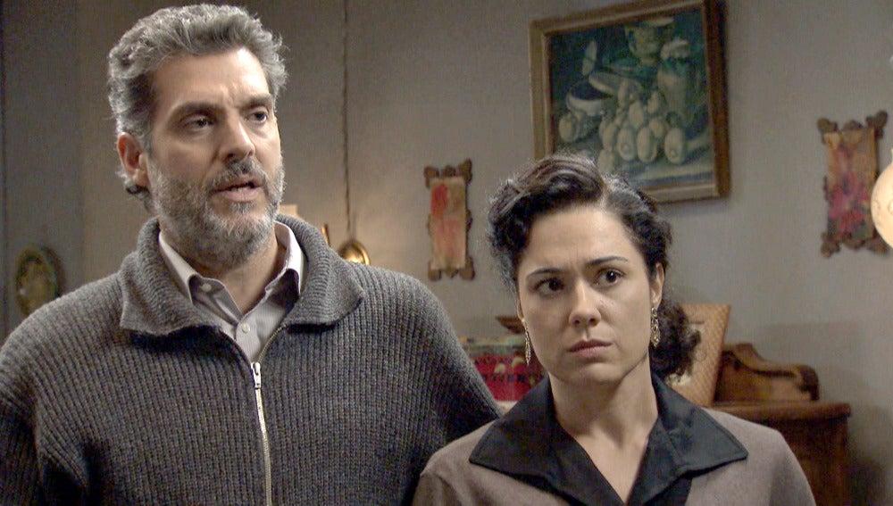 Parrado liberará a Carmen si testifica en contra de Leonor