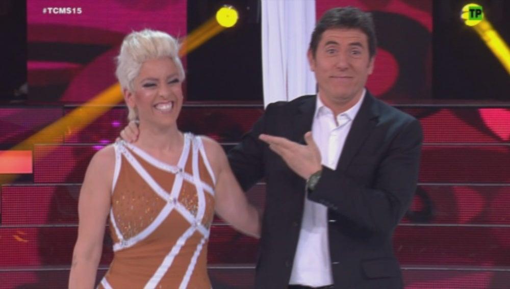 Ruth Lorenzo y Manel Fuentes
