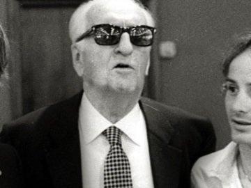 Enzo Ferrari, en una foto de archivo
