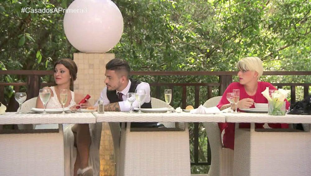 """Ana, hermana de Tito: """"Cristina tiene ojos de besugo"""""""