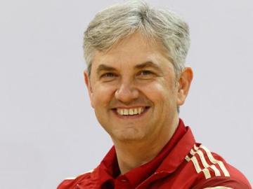 José Venancio López, seleccionador español de fútbol sala