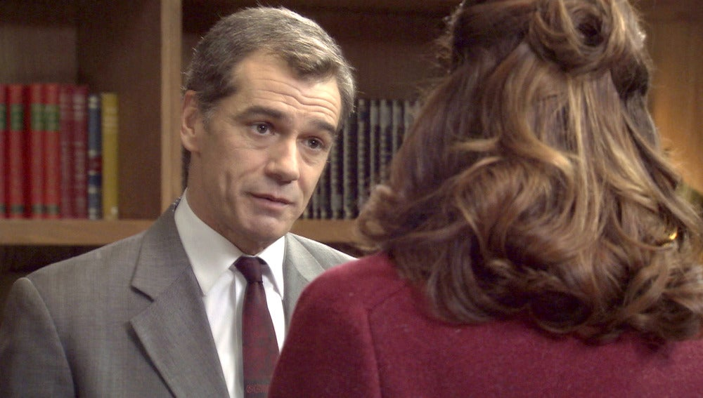 Martos no se da por vencido a la nueva vida de Adela y Tomás