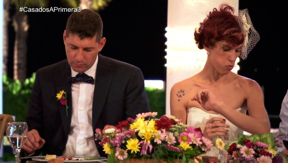 """""""Más que una boda parece un velatorio"""""""