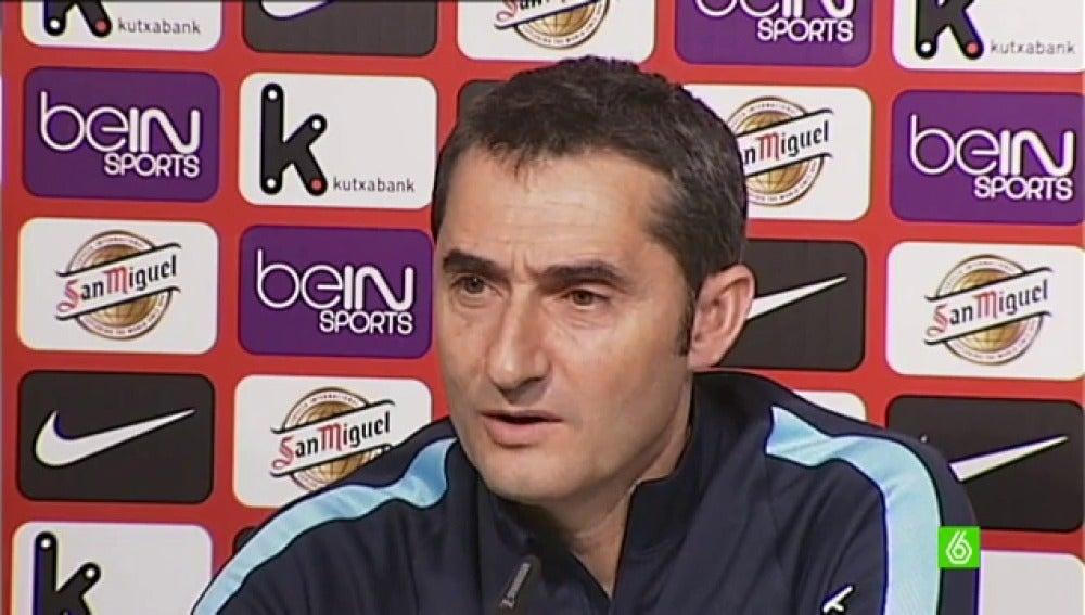 "Frame 29.53565 de: Valverde: ""La forma de jugar de Neymar no me parece provocativa"""