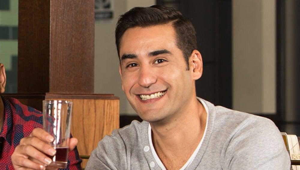 Jesús Carroza es Arturo