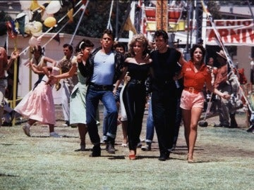 La escena final de 'Grease', uno de los bailes más recordados