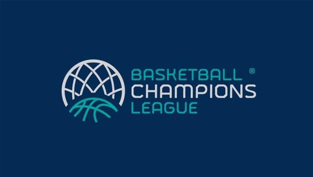 El logo de la Basketball Champions League