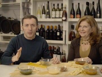 No seais zafios, cada pasta tiene su salsa.