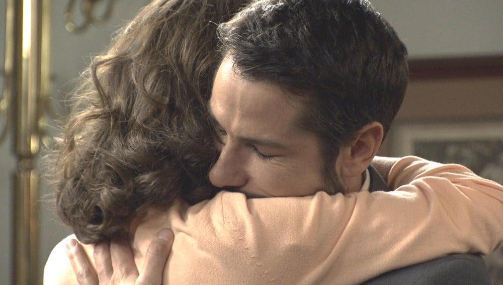 María habla con Miguel desde el corazón