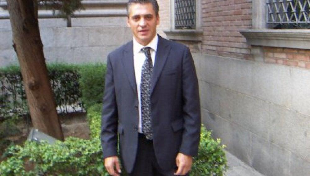 Cristóbal López, presidente de Funnydent
