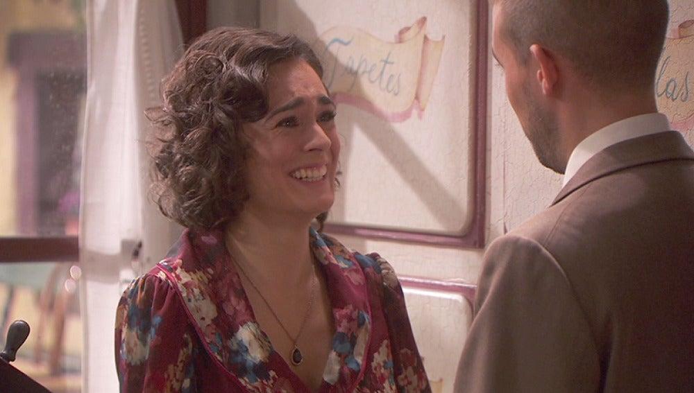 Hipolito le vuelve a pedir matrimonio a Gracia