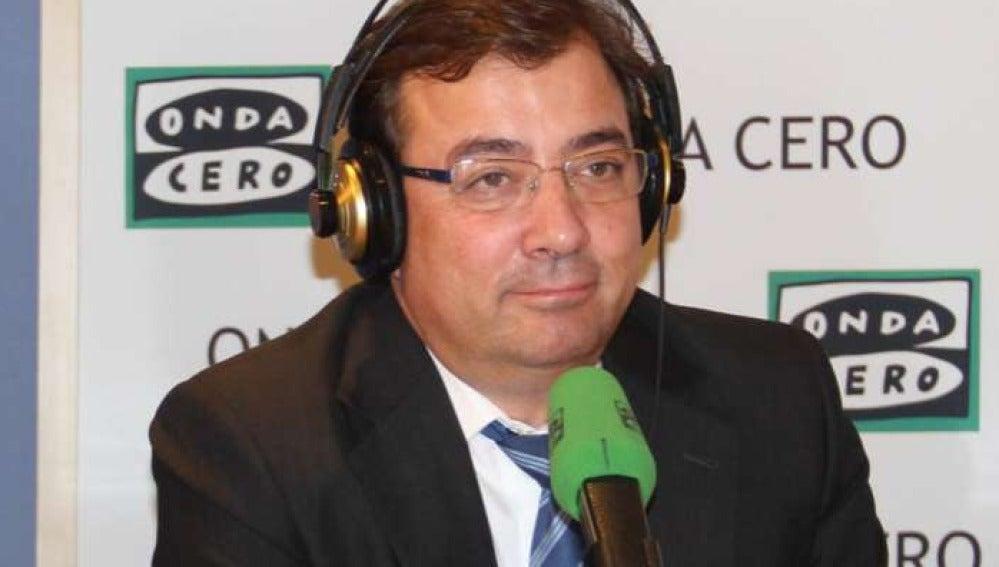 Guillermo Fernández Vara en Onda Cero