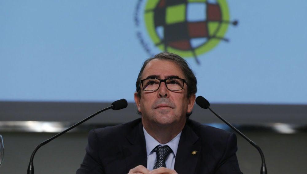 Jorge Pérez, secretario general de la RFEF