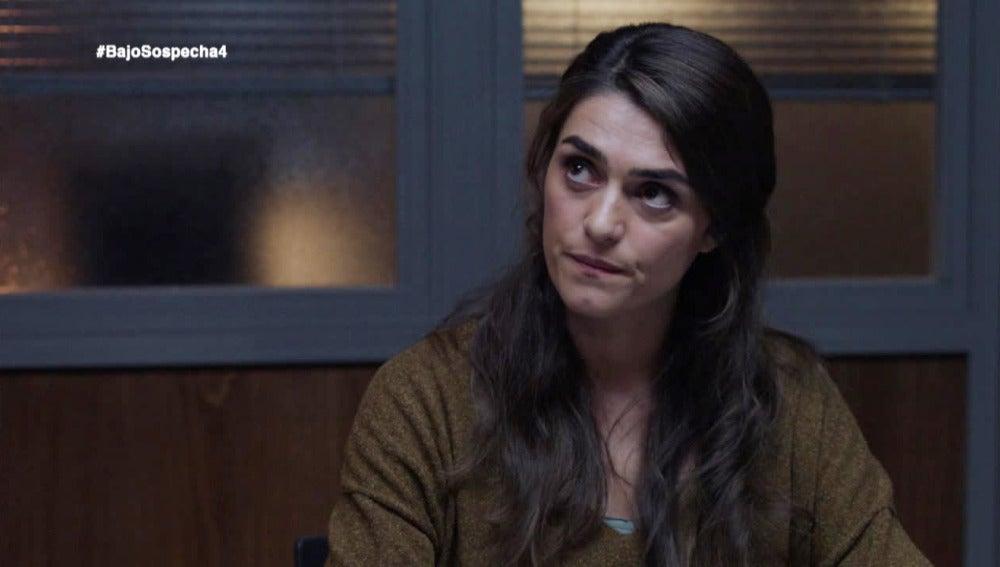 """Belén descubre que Víctor es policía: """"Puedo colaborar con vosotros"""""""
