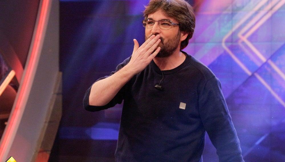 Jordi Évole en 'El Hormiguero 3.0'