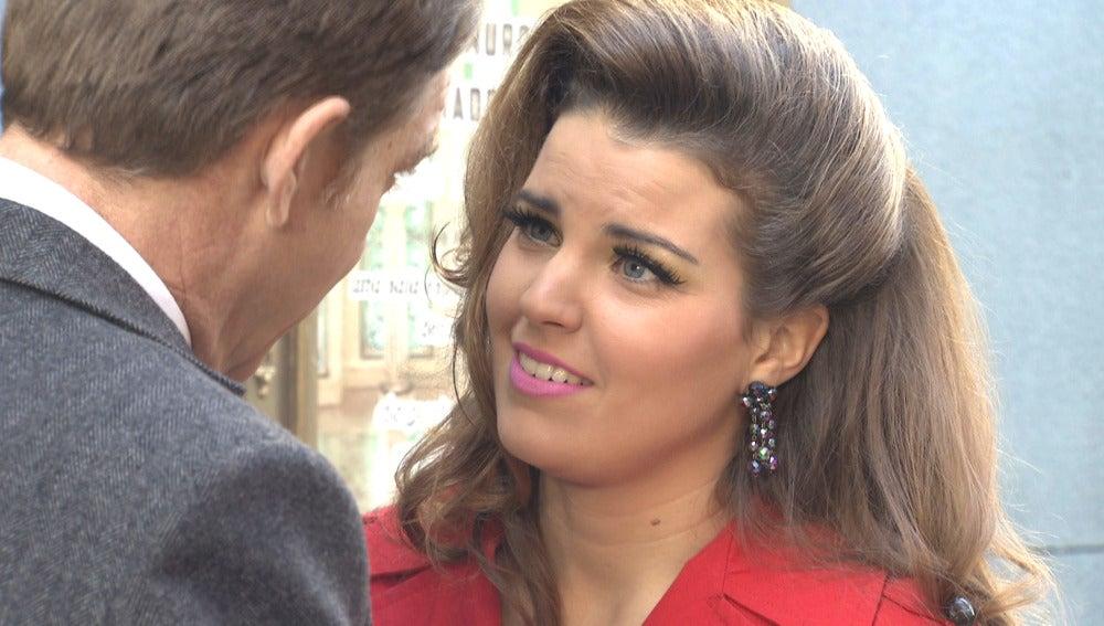 Víctor convence a Lulú para librarse del proxeneta