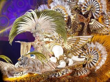 Reina del Carnaval de Santa Cruz de Tenerife 2016 (04-02-2016)
