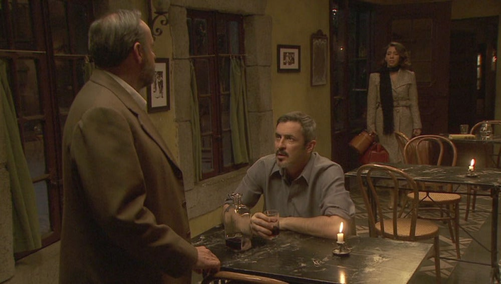 Emilia, arrepentida, vuelve a Puente Viejo