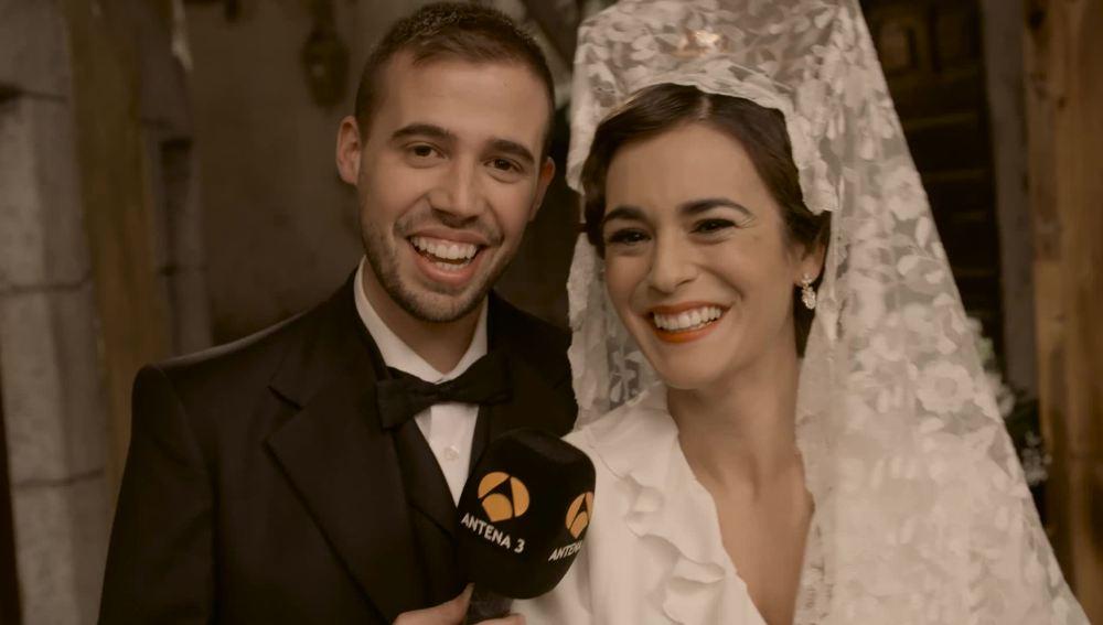 """Selu Nieto y Carmen Canivell: """"Queremos cuatro niños, un perro y un canario"""""""