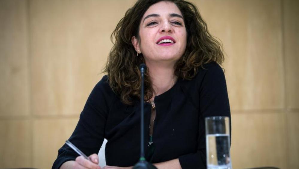 La concejal delegada de Cultura y Deportes del Ayuntamiento de Madrid, Celia Mayer