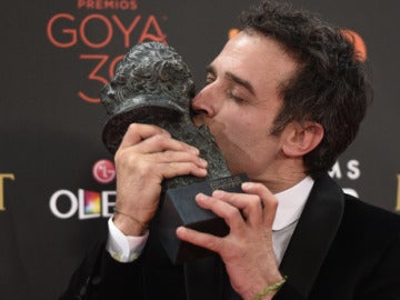 Daniel Guzmán, ganador del Goya a Mejor Director Novel
