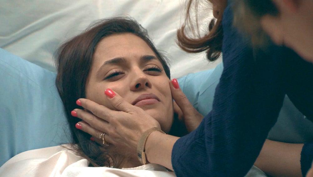 Sofía se salva de la difícil operación