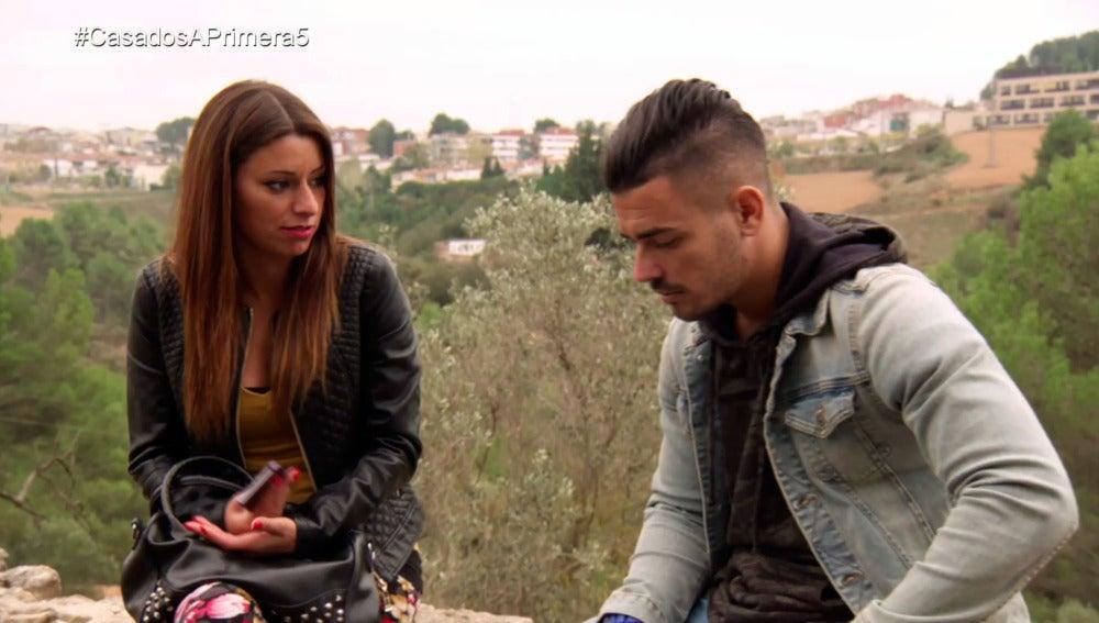 """Tito y Cristina cada vez más distanciados: """"Si no te gusto esto tiene su fin"""""""