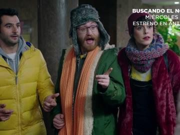 'Buscando el norte' se estrenará simultaneamente en Antena 3, Neox y Atreseries