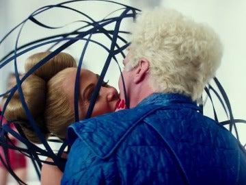 Kristen Wiig y Will Ferrell en 'Zoolander 2'