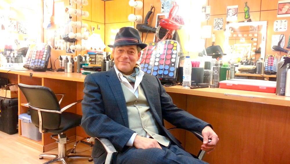 Jorge Sanz se despide de 'Amar es para siempre' con sombrero incluido