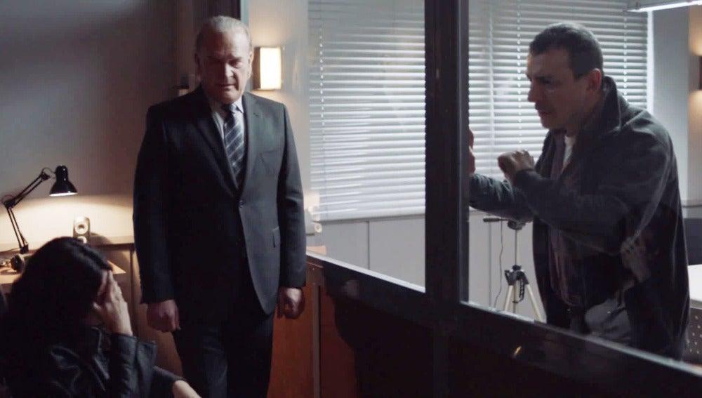 Sara identifica a Ginés como el hombre que la secuestró