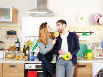 Carmen e Iñaki, una pareja del norte y sur enamorada