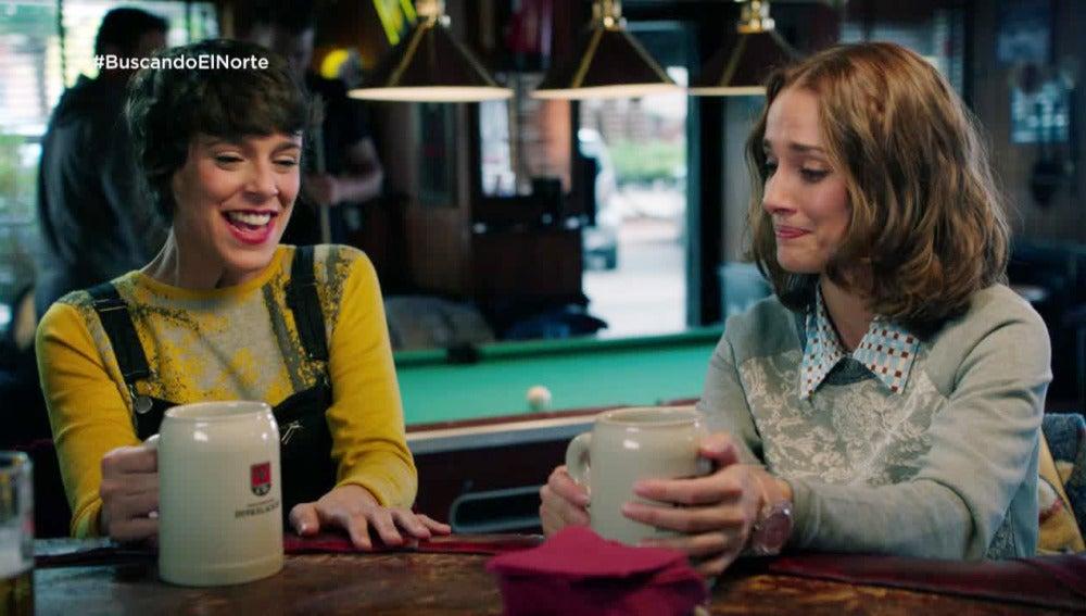 """Adela: """"A la tías nos iría muchísimo mejor si fuéramos lesbianas"""""""