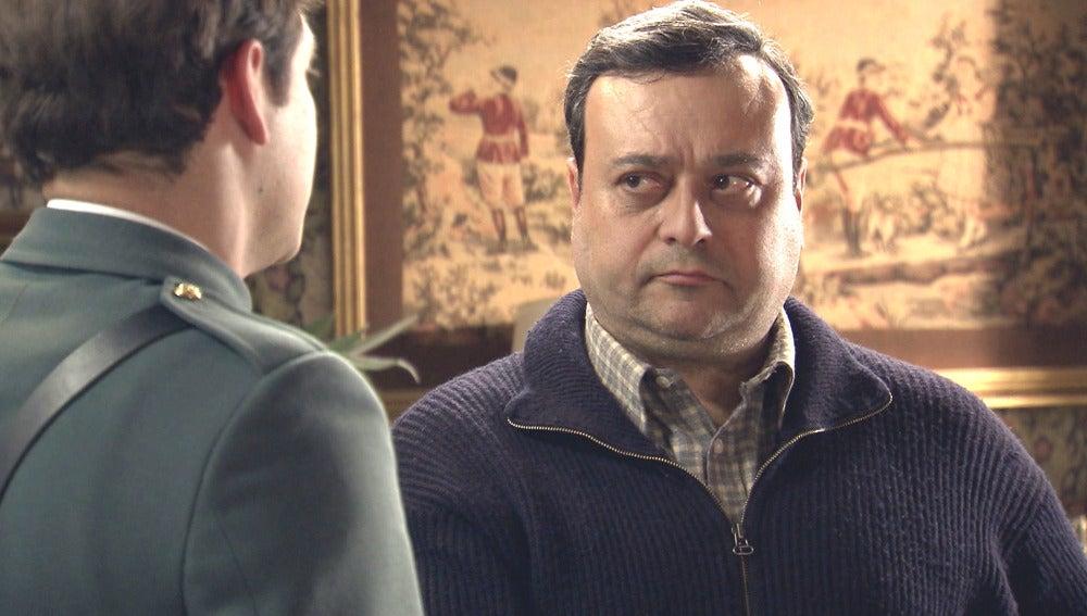 Guillermo le tiende una trampa a Rubén Sánchez