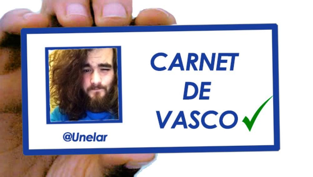 """""""Como conseguir el carnet de vasco"""" por @Unelar"""