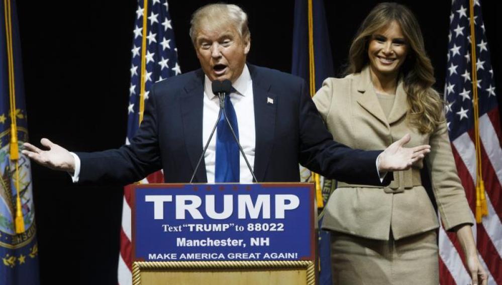 Donald Trump escala posiciones en la pugna republicana por la presidencia de EE.UU