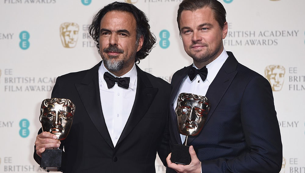 'El renacido', de Iñarritu, logra el Bafta a la mejor película