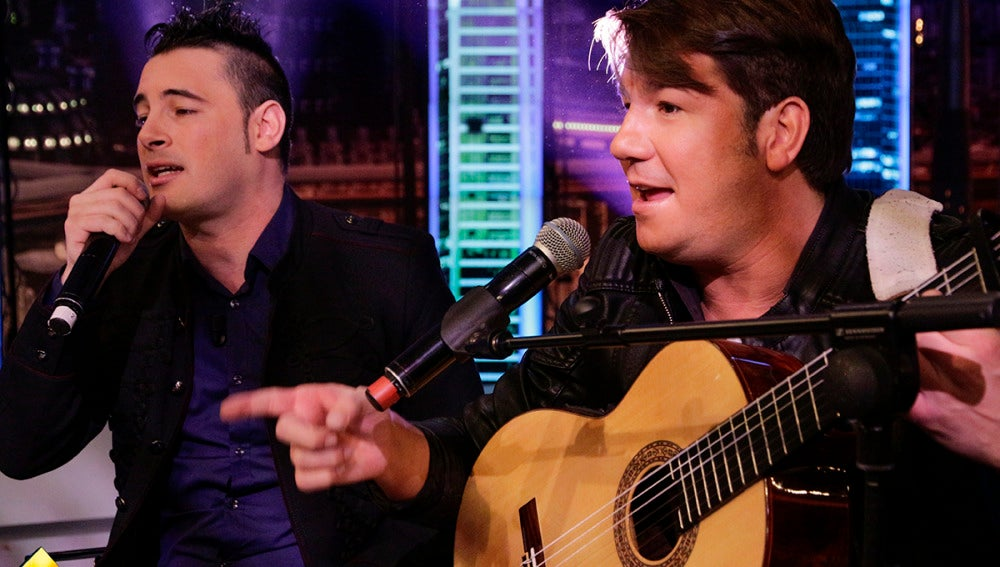 Andy y Lucas en 'El Hormiguero 3.0'