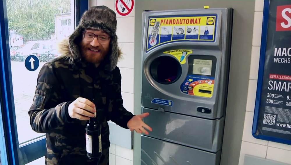 Un 'Salvaconsejo': en Berlín se recicla mucho