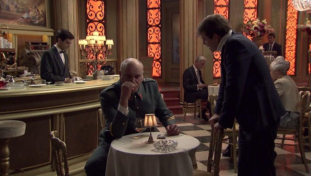 Guillermo descubre el porqué Gervasio se casó con su madre