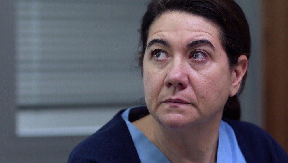 Lidia confiesa que mató a Catherine