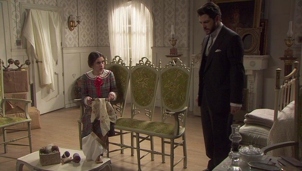 Beatriz tiene miedo de Hernando