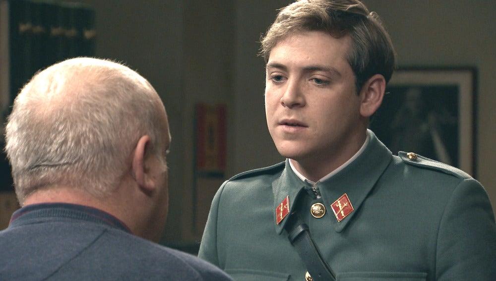 Gervasio confiesa que Aníbal Roldán es el padre de Guillermo