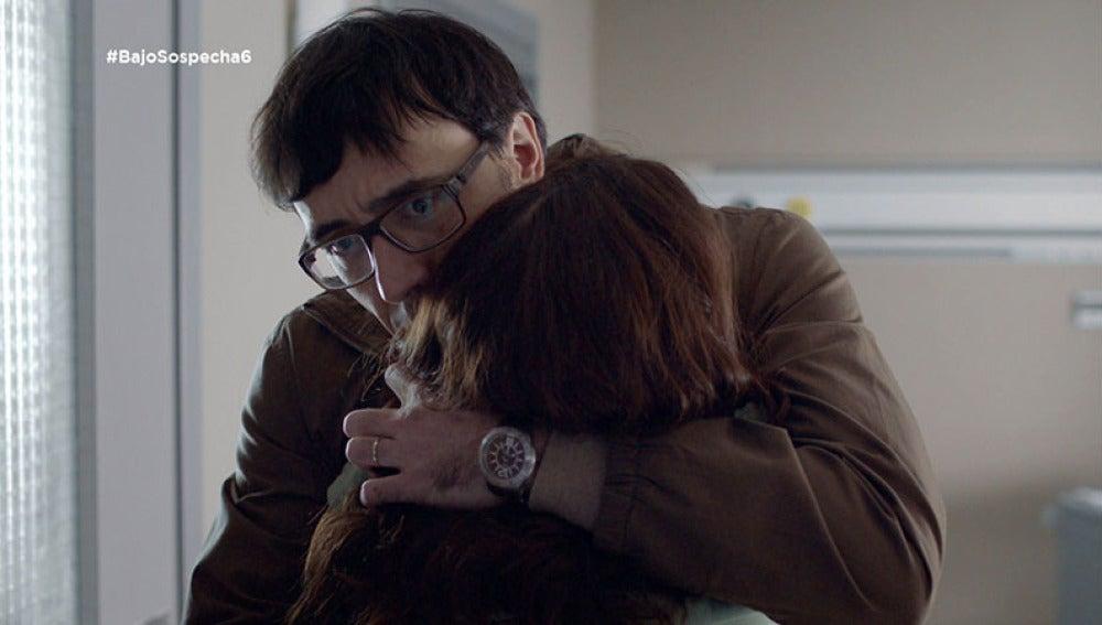 Sara le confiesa a Gorka que tiene miedo