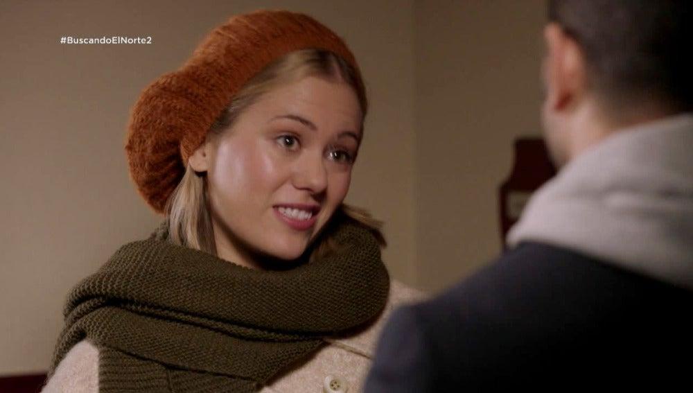 Ulrike acompaña a Álex a buscar un piso